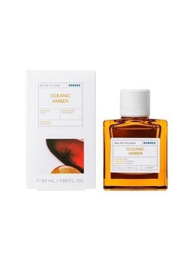 Korres Korres Oceanic Amber EDT Parfüm 50 ml Renksiz